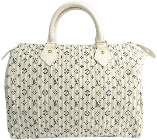 Buy & Consign Authentic Louis Vuitton Monogram Min Lin Croisette Speedy 30 Handle Bag at The Plush Posh