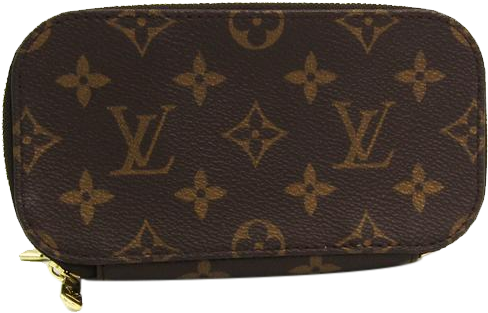 Buy & Consign Authentic Louis Vuitton Monogram Trousse Brosse at The Plush Posh