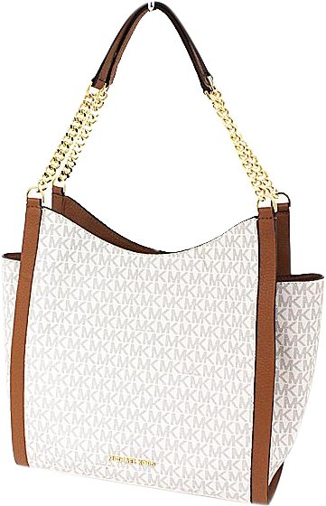 Buy & Consign Authentic Michael Kors Canvas Tote at The Plush Posh