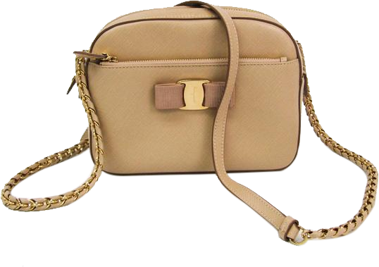 Buy & Consign Authentic Salvatore Ferragamo Vara Lydia Shoulder Bag at The Plush Posh