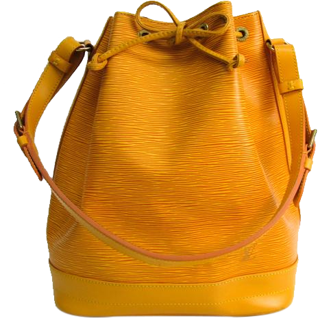 Buy & Consign Authentic Louis Vuitton Epi Petit Noe Tassel Yellow at The Plush Posh
