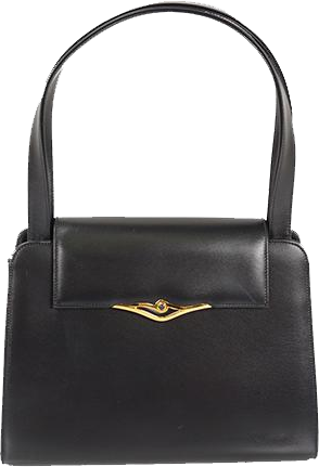 Buy & Consign Authentic Cartier Hand Bag Sapphire Black at The Plush Posh