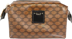 Buy & Consign Authentic Celine Macadam Brown Pouch at The Plush Posh
