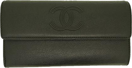 Buy & Consign Authentic Chanel Long Wallet at The Plush Posh