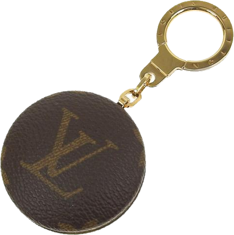 Buy & Consign Authentic Louis Vuitton Monogram Keyring with Light at The Plush Posh