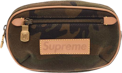 Buy & Consign Authentic Louis Vuitton Supreme Collaboration Camouflage at The Plush Posh