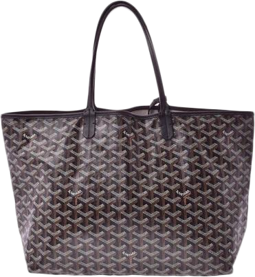 Buy & Consign Authentic Goyard Goyardine Saint Louis PM Black at The Plush Posh