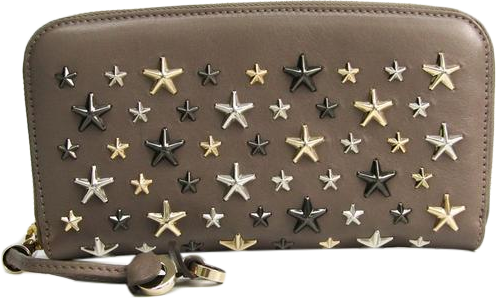 Buy & Consign Authentic Jimmy Choo Star Studded Long Wallet at The Plush Posh