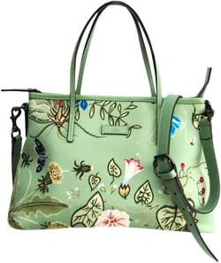 Buy & Consign Authentic Gucci Kris Knight Floral Canvas Tote at The Plush Posh