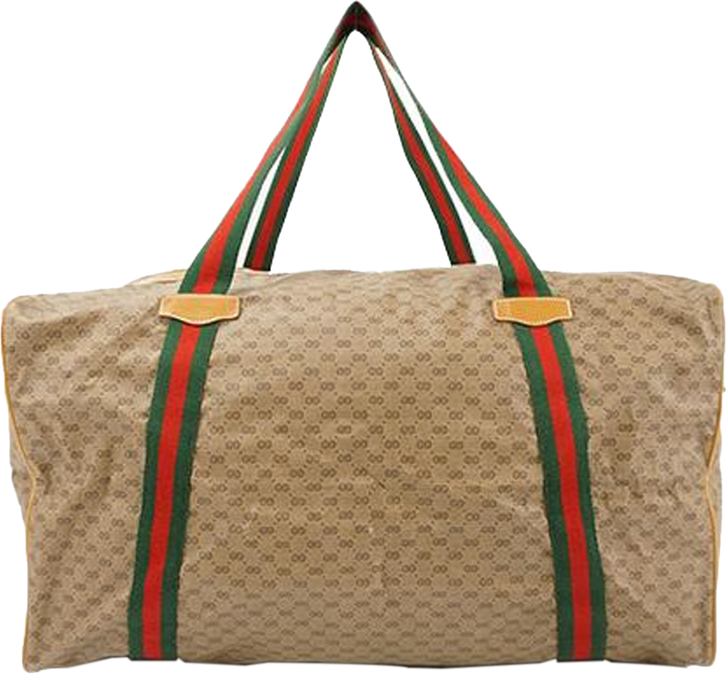 Buy & Consign Authentic Gucci Sherry Boston Duffel Bag at The Plush Posh