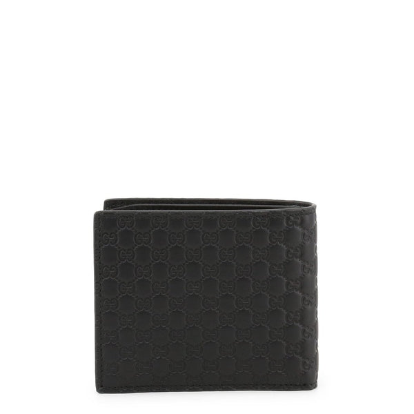 Buy & Consign Authentic Gucci Microguccissima Bi-Fold Wallet Black at The Plush Posh