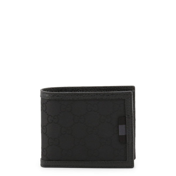 Buy & Consign Authentic Gucci Monogram Mens Bi-Fold Wallet Black at The Plush Posh