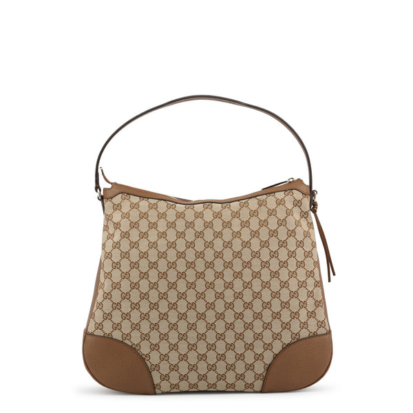 Buy & Consign Authentic Gucci Monogram Jackie O Hobo Brown Tan at The Plush Posh