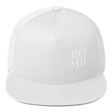 Load image into Gallery viewer, BOMB-AF Flat Bill Cap
