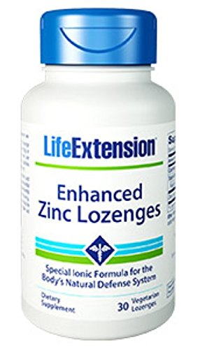 Enhanced Zinc Lozenges 30 vegetarian lozenges-PACK-3 - Accudata Marketing Group, LLC