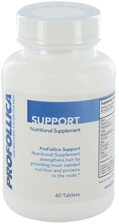 Profollica Hair Loss Daily Supplement, 60 Count - NaturalHealthStore.com