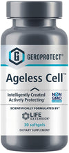 Life Extension Geroprotect Ageless Cell, 30 SoftGels - Natural Health Store