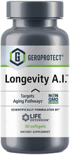 Life Extension Geroprotect Longevity A.I, 30 Softgels - Natural Health Store