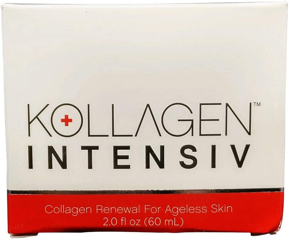 Kollagen Intensiv Collagen Renewal For Ageless Skin 2oz - Accudata Marketing Group, LLC