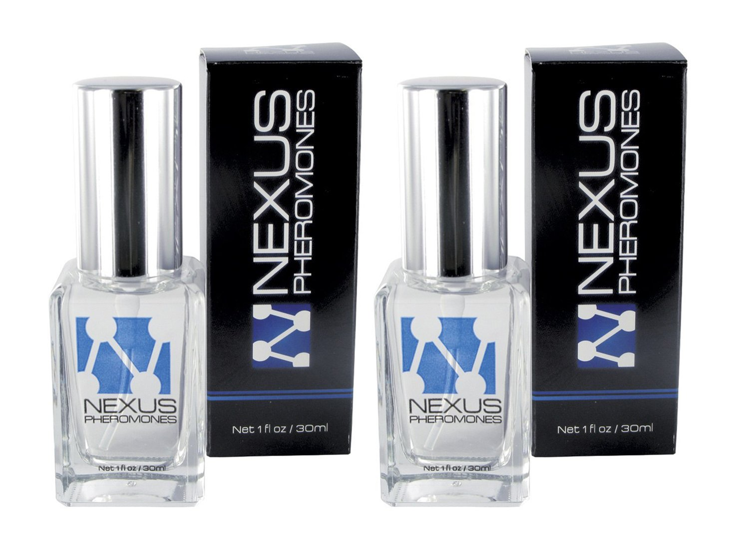 Nexus Pheromones Cologne - 2 Bottles - Natural Health Store