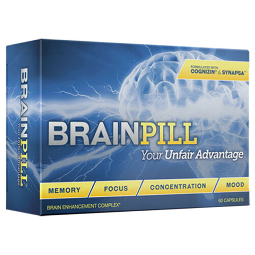 BrainPill Your Unfair Advantage - Natural Health Store