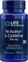 N-Acetyl-L-Cysteine (NAC) - Powerful antioxidant for whole-body health - NaturalHealthStore.com