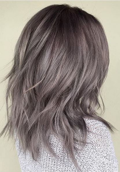 Metallic Pearl Gray