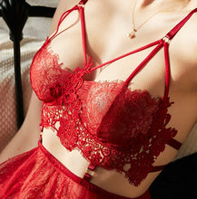 Load image into Gallery viewer, Bijou Wednesday Lace trim Babydoll