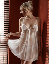 Load image into Gallery viewer, Cannes Endeavour Babydoll White