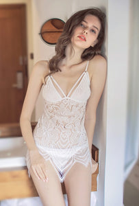 Dear Summer Transparent Babydoll