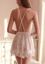 Load image into Gallery viewer, Newlywed December Bridal Style Babydoll