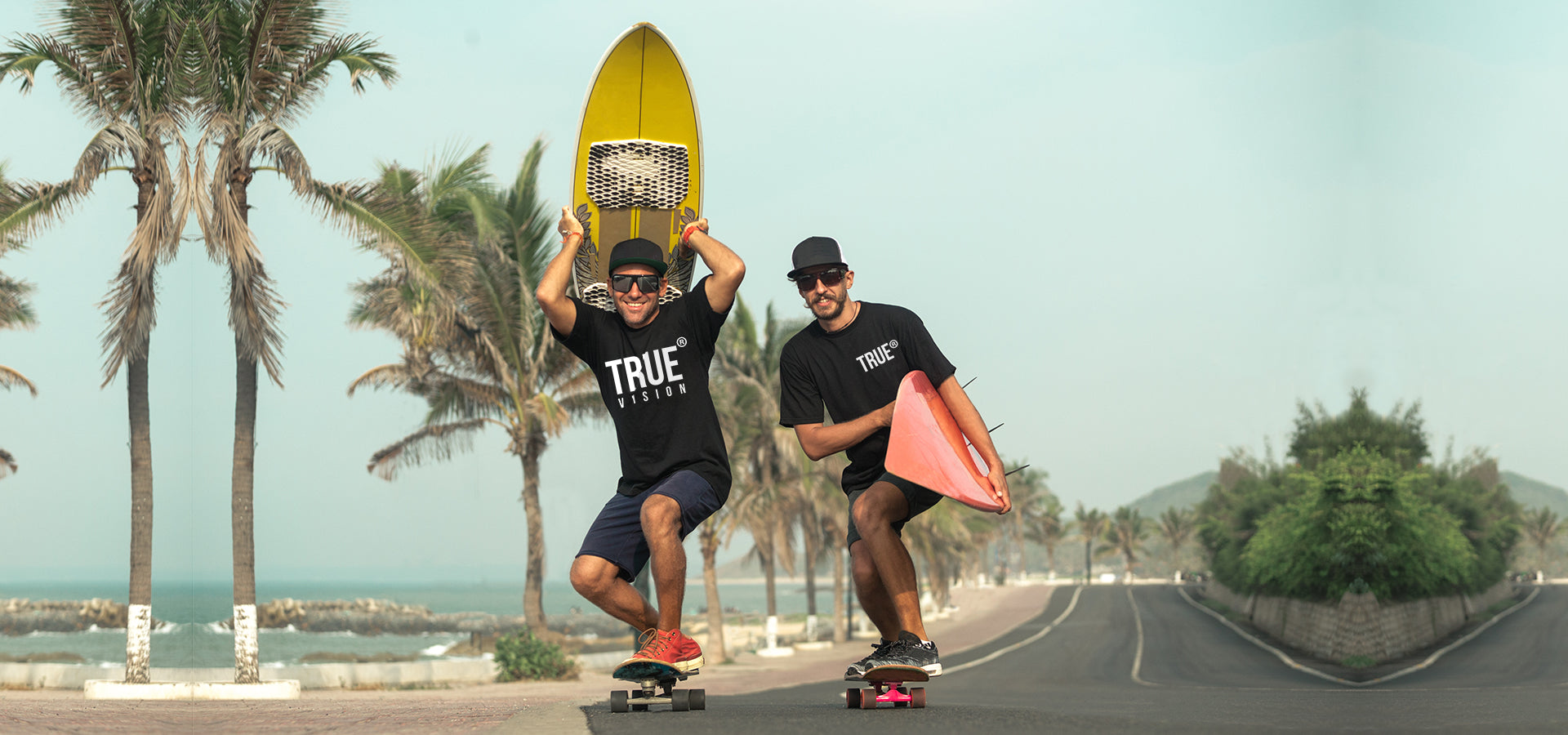 TRUE VISION BRAND ADVENTURE - ADVENTURERS AMBASSADOR PROGRAM FOR SURF SKATE SNOWBOARD BMX AND MORE