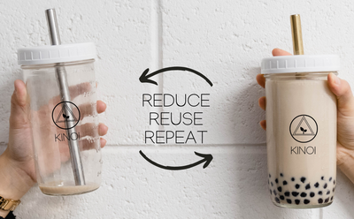 The Bubble Tea Waste Problem: How bad is it?