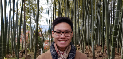 About James Chan, our new intern