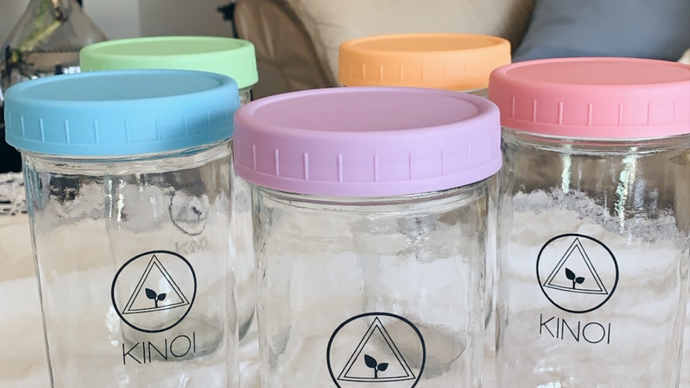 KINOI is changing the reusable bbt cup game with MATTE PASTEL LIDS