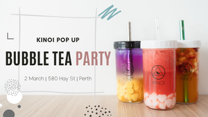 KINOI Perth Pop Up | March 2020