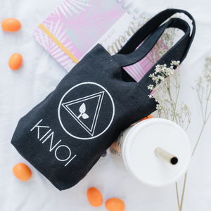 Bubble Tea Drink Tote Bag