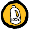 Will & Able product badge