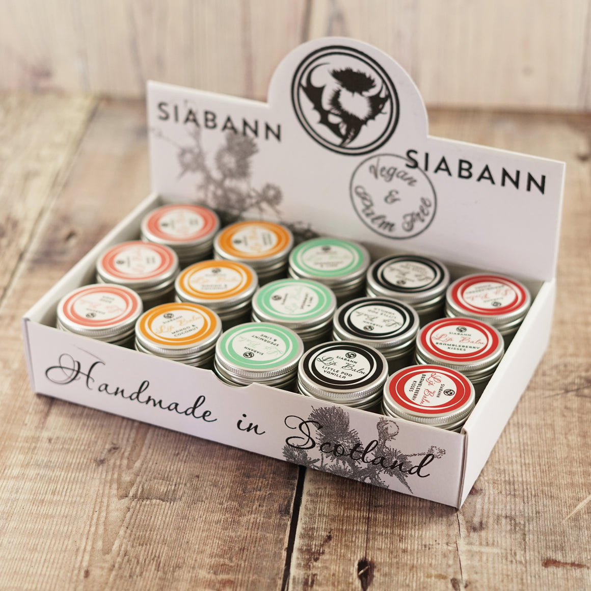 Carton of Lip balms