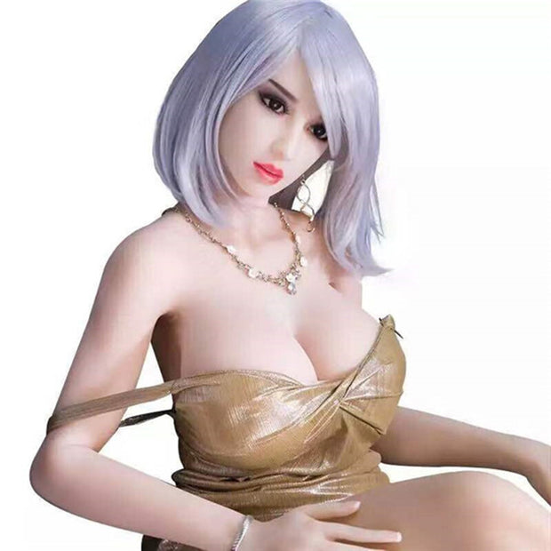 Full solid silicone doll | Lilian | Intelligent voice constant temperature sex products - BULULU-SHOP (4379826749484)