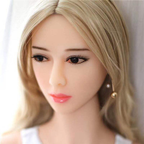 American Beauty Entity Doll | Full Silicone Real Man Platinum Japanese Wife | Smart Sex