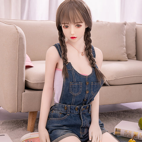 New Japanese girl 168cm | TPE doll 100% Silicone TPE with metal skeleton Irene