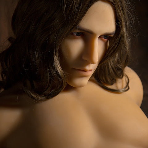 Newest Silicone Men Sex Doll With Huge Penis | Male And Female Adult Sex Dols 170-175cm