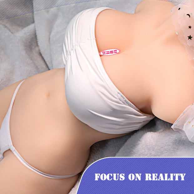 Non-inflatable Solid Doll Real Solid Doll sex doll Adult Sex Robot - BULULU-SHOP