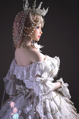 Fairy doll Xuenai silicone doll 150cm | Sex Doll realistic Love Doll  with Skeleton  Lifelike