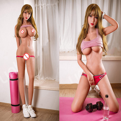 165cm Silicone Sex Dolls | Big Breast Sexy Pretty Big Ass Japanese Adult Love Doll Real TPE Anus Pussy