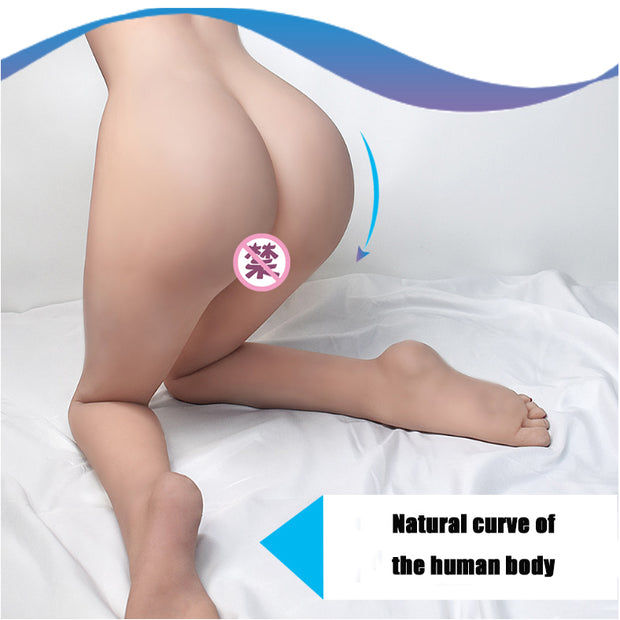Big Ass Sex Dolls Sexy Doll Non-inflatable Boobs Real Doll Silicone Sexdoll Realistic Pussy Love Robot | Women Adults Toys Fun 2 Holes - BULULU-SHOP (4328091516972)