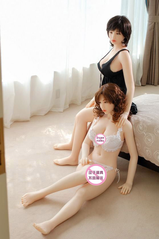Semi-solid Japanese inflatable doll | Inflatable doll real voice solid silicone | male comforter - BULULU-SHOP