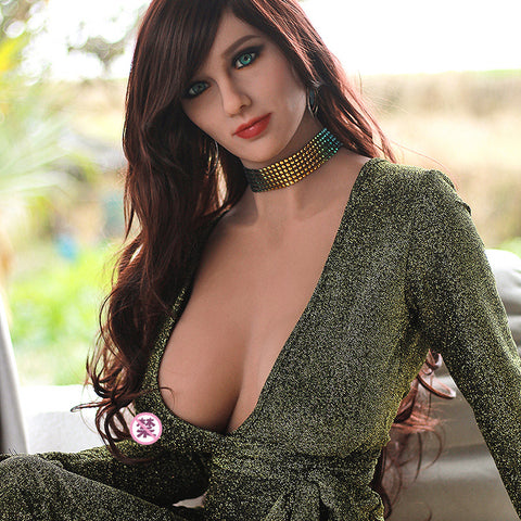 AI Smart Dialogue Tpe Lifelike Silicone Love Doll Large Breast 171cm | Real Automatic Lubrication Channel SaNa
