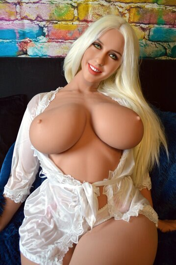 Sex doll 163CM H-CUP | skeleton adult male with big chest big ass - BULULU-SHOP